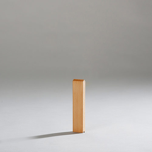die Stapelbox - Stützleiste halbe Höhe