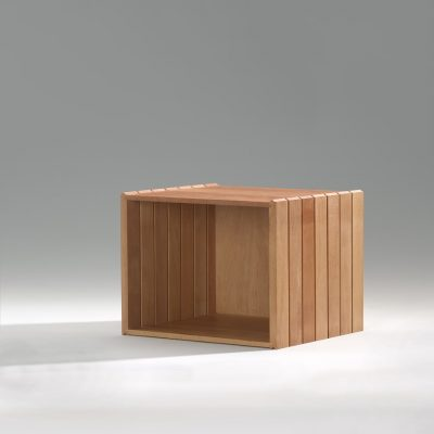 die Stapelbox - Stapelbox halbe Höhe